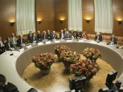 Negotiations about Iran's nuclear